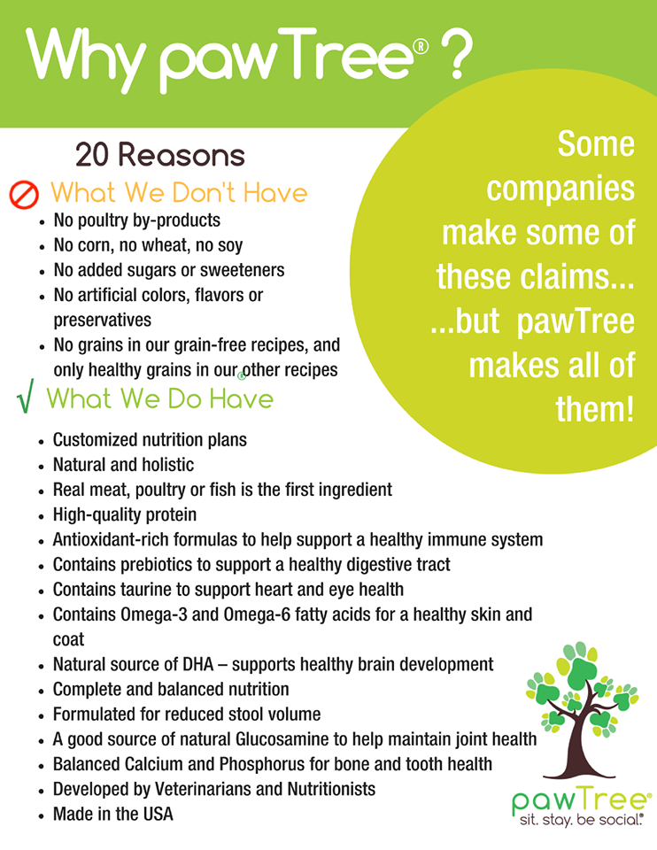 Why pawTree